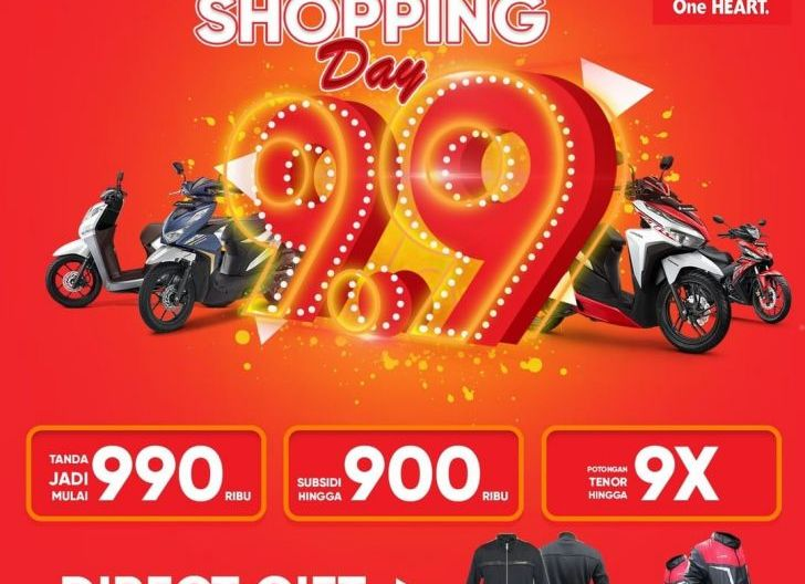 Photo of Semarak Shoppingday 9.9 di Astra Motor Kalbar