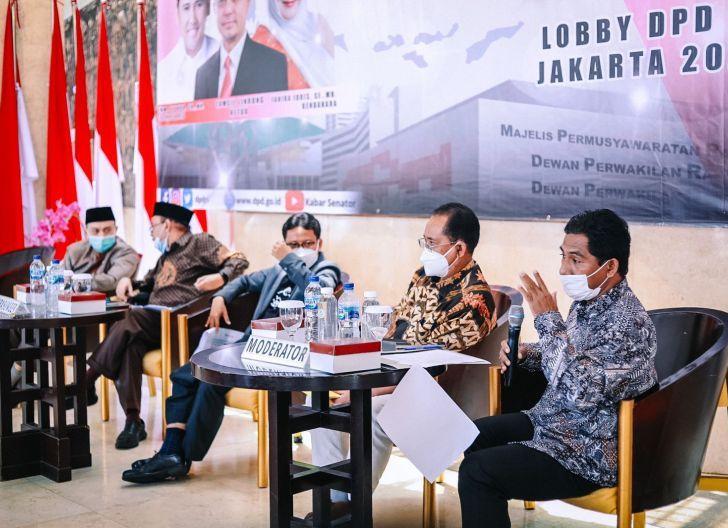 Photo of DPD RI: Amandemen Diperlukan dalam Evaluasi Konstitusional Indonesia