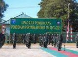 Photo of Resmi Dibuka, 236 Putra Terbaik Kalbar dan Kalteng Ikuti Dikmaba TNI AD TA 2021 di Rindam XII/Tpr