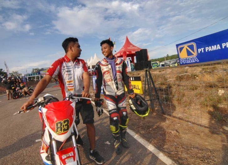 Photo of Pembalap ART Kalbar Andalkan Honda Supra GTR 150 di PON XX Papua