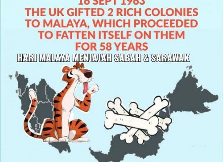 Photo of Pisah dari Malaysia, Sabah dan Sarawak Gugat Inggris dan Lapor PBB