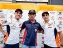 Mario Suryo Aji, Pembalap Astra Honda Racing Team Debut di Moto3