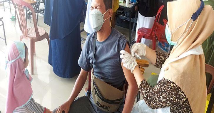 Vaksinasi Massal di KKU Targetkan 250 Penerima Vaksin Covid-19