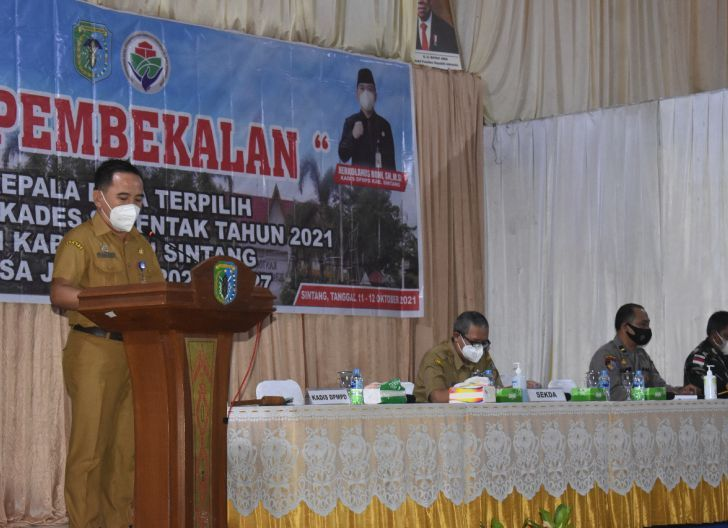 Photo of Kadis PMPD Beberkan Sejumlah Fakta Rangkaian Pilkades 2021