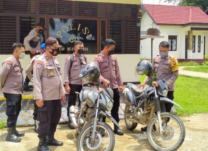 Photo of Supervisi Sat Binmas Polres Sekadau Ke Polsek jajaran, Ini yang Dibahas