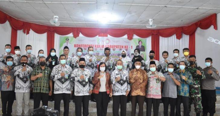 PGRI Diajak Kerja Sama Atasi Tantangan Bidang Pendidikan