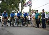 Photo of Latihan Bersama TTT ISSI Kota Pontianak, Wako Berharap Pacu Semangat Atlet Raih Prestasi
