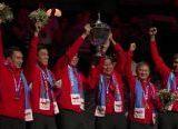 Photo of Timnas Bulutangkis Indonesia Raih Juara Piala Thomas ke-14