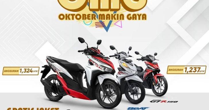 Manfaatkan Promo Oktober Makin Gaya Astra Motor Kalbar untuk Warga Ketapang