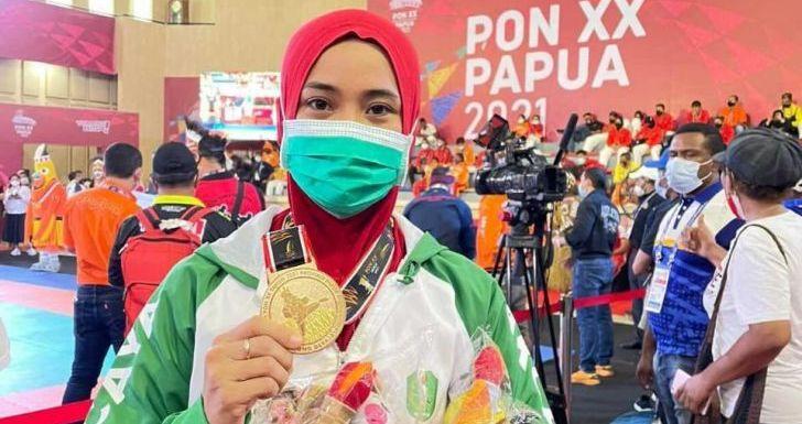Disambut Bupati PH, Atlet Sanggau Peraih MedaliEmas PON Papua Bakal Diarak Keliling Kota