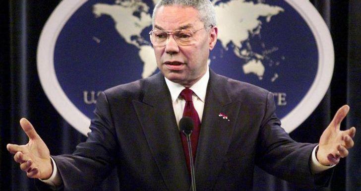 Collin Powell Wafat akibat Covid-19: Jenderal Besar AS Berkulit Hitam dari Bronx